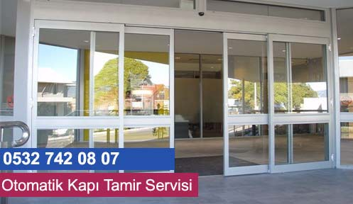 Otomatik Kapý Tamir Servisi